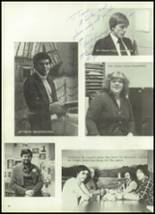 1981 Mill River Union High School Yearbook Page 80 & 81