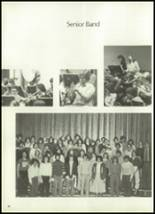 1981 Mill River Union High School Yearbook Page 84 & 85