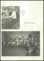 1981 Mill River Union High School Yearbook Page 86 & 87