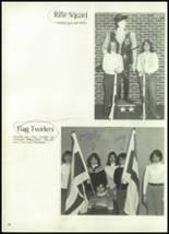 1981 Mill River Union High School Yearbook Page 92 & 93