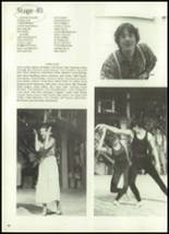 1981 Mill River Union High School Yearbook Page 102 & 103