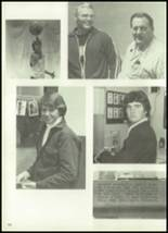 1981 Mill River Union High School Yearbook Page 112 & 113