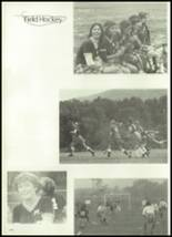 1981 Mill River Union High School Yearbook Page 118 & 119