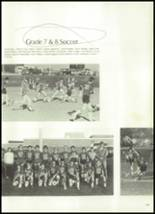 1981 Mill River Union High School Yearbook Page 122 & 123