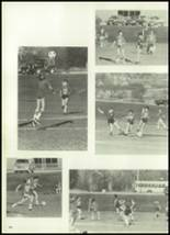 1981 Mill River Union High School Yearbook Page 124 & 125