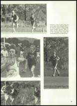 1981 Mill River Union High School Yearbook Page 126 & 127