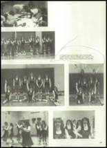 1981 Mill River Union High School Yearbook Page 130 & 131