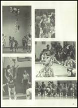 1981 Mill River Union High School Yearbook Page 132 & 133