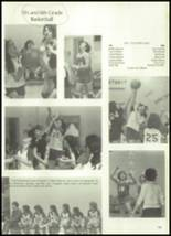 1981 Mill River Union High School Yearbook Page 136 & 137