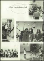 1981 Mill River Union High School Yearbook Page 138 & 139