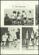 1981 Mill River Union High School Yearbook Page 140 & 141