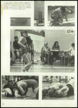 1981 Mill River Union High School Yearbook Page 144 & 145