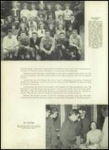 1953 Arcata High School Yearbook Page 16 & 17