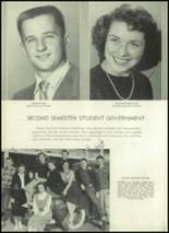 1953 Arcata High School Yearbook Page 18 & 19