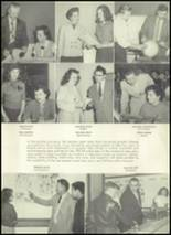 1953 Arcata High School Yearbook Page 24 & 25