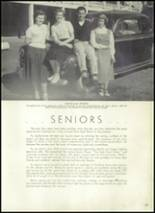 1953 Arcata High School Yearbook Page 30 & 31