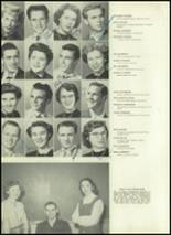 1953 Arcata High School Yearbook Page 32 & 33