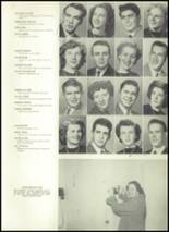 1953 Arcata High School Yearbook Page 34 & 35