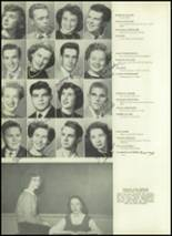 1953 Arcata High School Yearbook Page 36 & 37