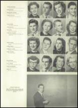 1953 Arcata High School Yearbook Page 38 & 39