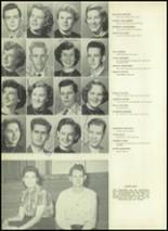 1953 Arcata High School Yearbook Page 40 & 41