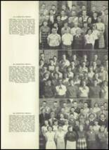 1953 Arcata High School Yearbook Page 44 & 45