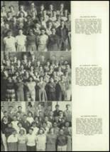 1953 Arcata High School Yearbook Page 50 & 51