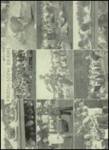 1953 Arcata High School Yearbook Page 52 & 53