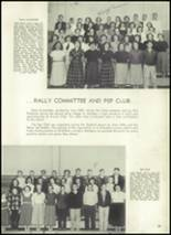 1953 Arcata High School Yearbook Page 66 & 67