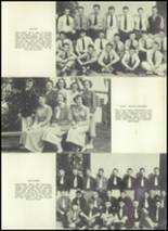 1953 Arcata High School Yearbook Page 68 & 69
