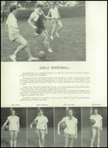 1953 Arcata High School Yearbook Page 102 & 103