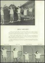 1953 Arcata High School Yearbook Page 104 & 105