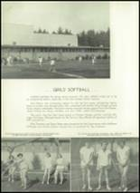 1953 Arcata High School Yearbook Page 106 & 107