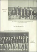 1953 Arcata High School Yearbook Page 108 & 109
