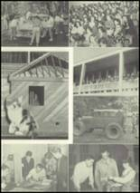 1953 Arcata High School Yearbook Page 112 & 113