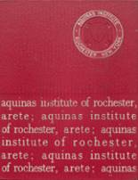 1968 Yearbook Aquinas Institute