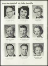 1962 Dover High School Yearbook Page 12 & 13