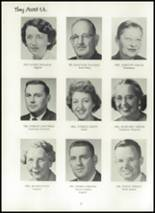 1962 Dover High School Yearbook Page 14 & 15