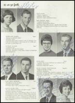 1962 Dover High School Yearbook Page 22 & 23
