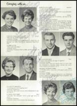 1962 Dover High School Yearbook Page 24 & 25