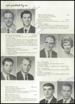 1962 Dover High School Yearbook Page 26 & 27