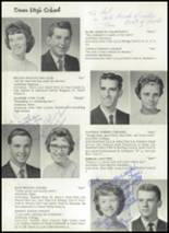 1962 Dover High School Yearbook Page 28 & 29