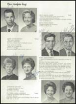 1962 Dover High School Yearbook Page 30 & 31