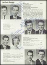 1962 Dover High School Yearbook Page 32 & 33