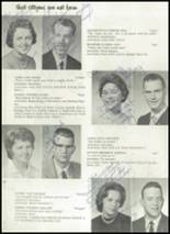1962 Dover High School Yearbook Page 34 & 35