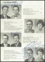 1962 Dover High School Yearbook Page 38 & 39