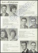 1962 Dover High School Yearbook Page 40 & 41