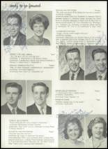 1962 Dover High School Yearbook Page 42 & 43