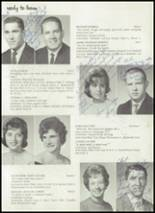 1962 Dover High School Yearbook Page 44 & 45