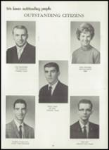 1962 Dover High School Yearbook Page 52 & 53